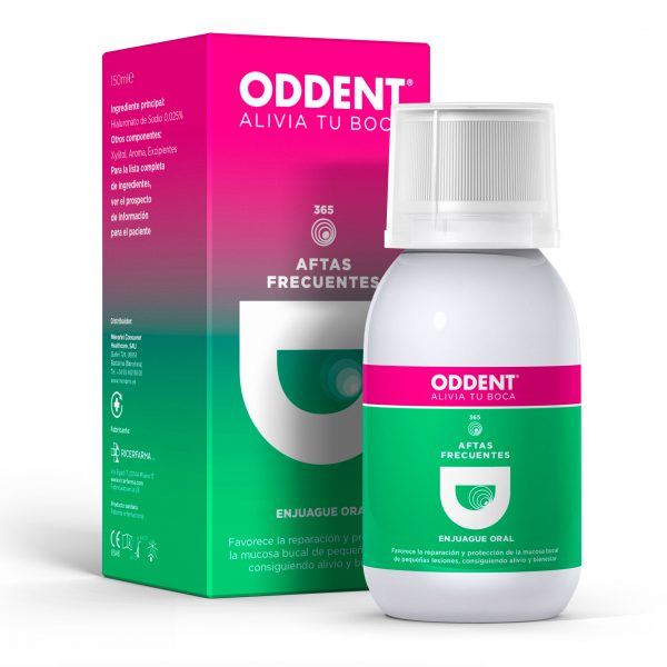 Oddent Enjuague Oral