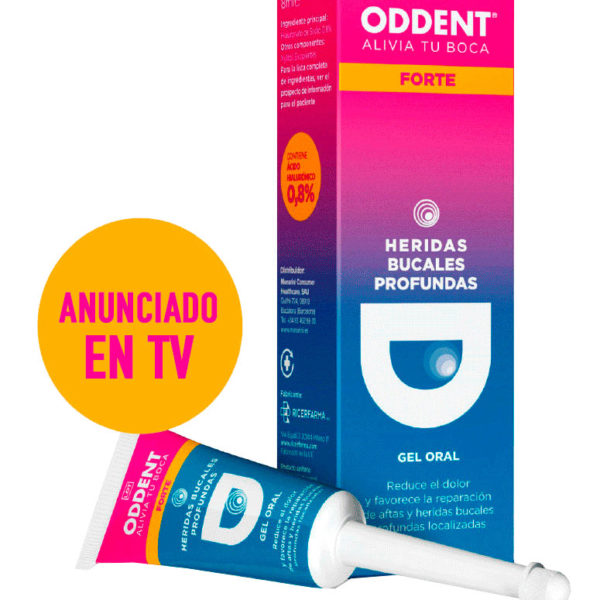 Oddent Forte Gel Oral